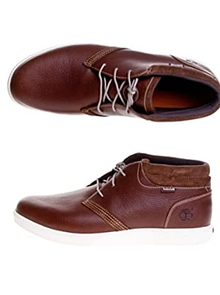 Timberland Botas Cordones Sport (marrón)