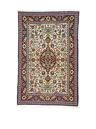 Eden Teppich Qom Sh mehrfarbig 107 x 166 cm