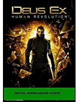 Deus Ex Human Revolution (PC Code)