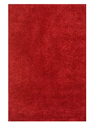Loloi Rugs Cloud Shag Rug (Red)
