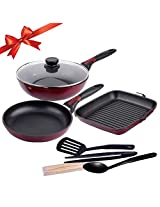 Wonderchef Click Space Saver Set with Free Kitchen tools
