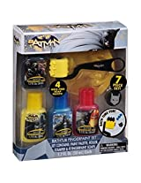 Batman Bathtub Fingerpaint Set, 7 pc