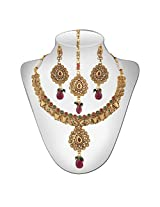 Niki Jewels HG Copper Base Neckalce for women (Multicolour) (021 004 83)