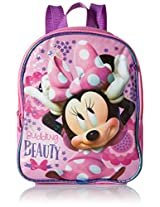Disney Girls' Minnie Mini Backpack with Coin Purse