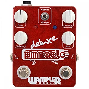 Wampler Pedals Pinnacle Deluxe