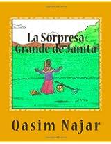 La Sorpresa Grande de Janita (Spanish Edition)