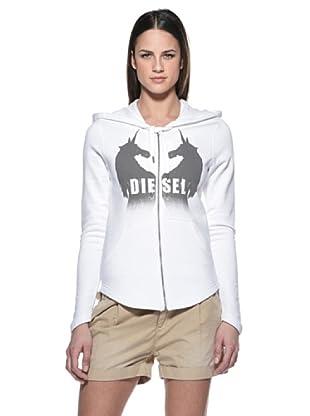 Diesel Sweatshirt Fruzy (Weiß)