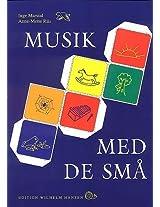 Inge Marstal & Anne-Mette Riis: Musik Med De SM