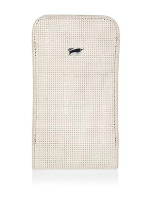 Braun Büffel iPhone-Etui (Beige)