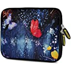 Amzer 7.75-Inch Designer Neoprene Sleeve Case Pouch for Tablet, eBook, Netbook (AMZ5093077)