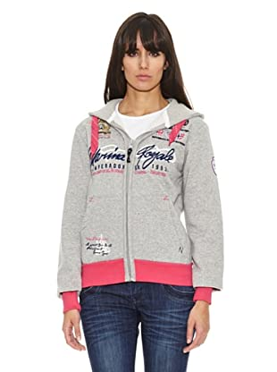 Geographical Norway Chaqueta Gelateria (Gris)