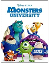 Monsters University - Limited Edition Pack (3D)
