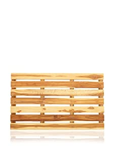 Shiraleah Reclaimed Teak Bath Mat (Wood)