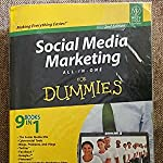 Social Media Marketing, All-In-One for Dummies 2nd edition, 9books in 1
