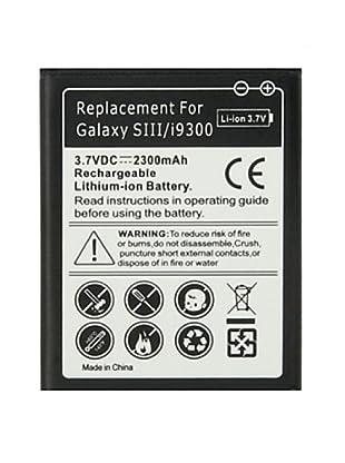Unotec Batería de Litio Samsung Galaxy S3 2300 mAh Negro
