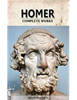 Complete Works of Homer (Afrikaans Edition)