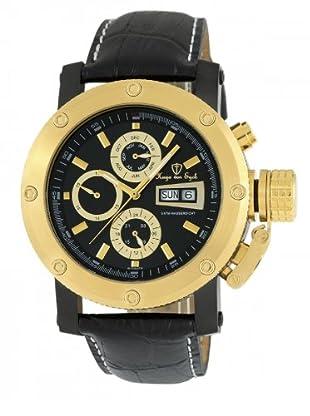 Hugo Von Eyck Reloj Toliman HE303-222_Negro