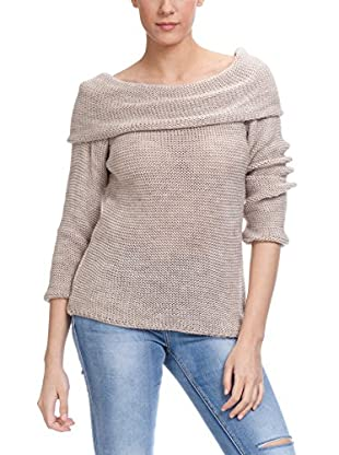 Tantra Wollpullover Boat Neck