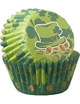 Wilton 100 Count Cup St. Patricks, Mini, Multicolor