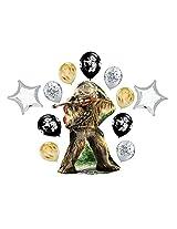Star Wars Chewbacca Balloon Bouquet 12 Ct.