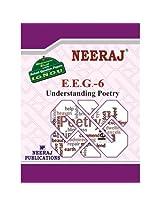 EEG6-Understanding Poetry. IGNOU help book in English Medium