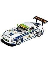 Carrera Digital 132 Slot Cars - Mercedes-Benz SLS AMG GT3 - HEICO Motorsports - ADAC GT Masters 2011
