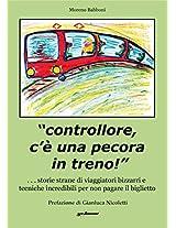 """""""Controllore, c'è una pecora in treno!"""": Storie strane di viaggiatori bizzarri e tecniche incredibili per non pagare il biglietto (Italian Edition)"""