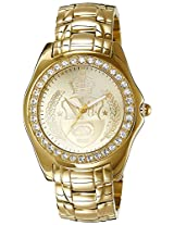 Marc Ecko Analog Gold Dial Unisex Watch - E11571G1