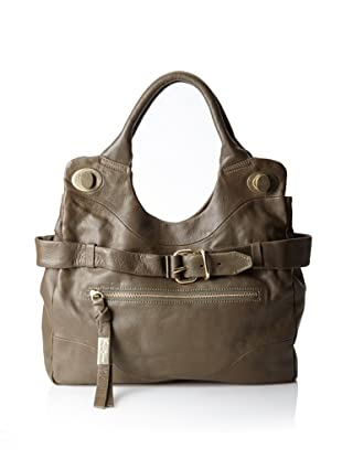Foley + Corinna Women's  Jet Set Mini Satchel (Moss)