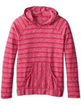 LAmade Big Girls' Hooded V-Neck, Capri, 12