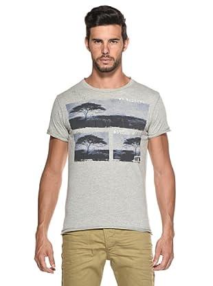Diesel Camiseta T-Otb-2 (Gris)