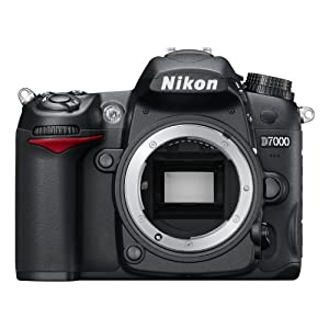 Nikon D7000 DSLR (Body Only)