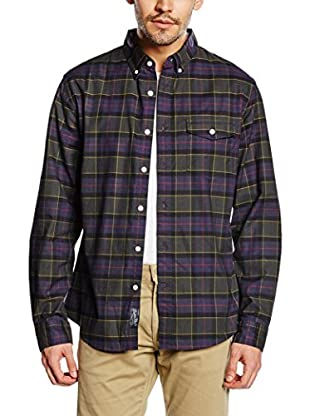 Dockers Camisa Hombre Stretch Oxford