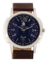 Beaufort Blue Dial Men's Watch - 0016