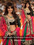 Priyanka Kalishta Awesome Designer Lehnga Choli