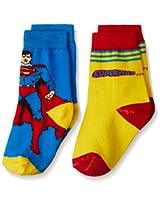 Superman Boys' Socks and Stockings