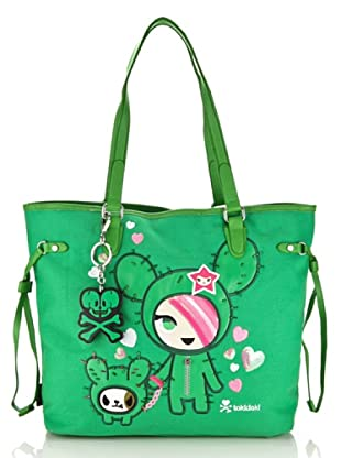 Tokidoki Shopping Bag Jerome grün