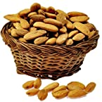 Little India Selected Iranese Almonds Dryfruits Gift Box Almond Dry Fruits - DLI3DFF102