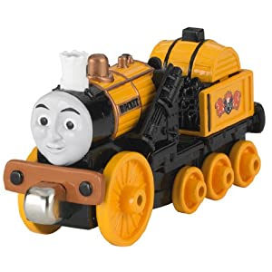 Thomas & Friends Take-n-Play Stephen(Color and Design may vary)