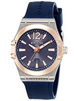 Giordano Analog Blue Dial Men's Watch - 1749-02