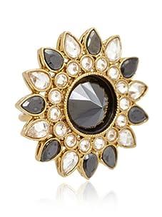 Rosena Sammi Gold Star Ring