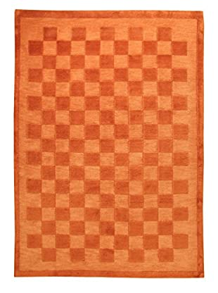 Roubini Tibetan Nature Collection Hand-Knotted Rug, Multi, 5' 5
