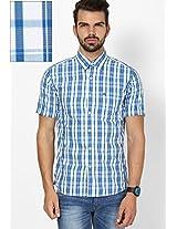 Blue Casual Shirts Wrangler
