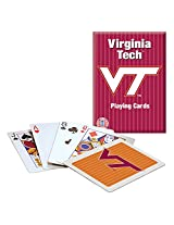 Virginia Tech Playing Cards