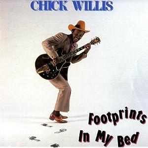 Footprints In My Bed