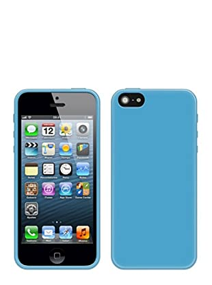 4-OK by Blautel Case für iPhone 5 (Blau)