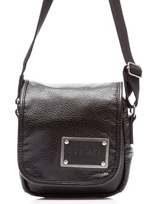 Dockers Bags Bandolera Mejor Destino (negro)