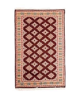 RugSense Alfombra Kashmir Vino/Multicolor 154 x 94 cm