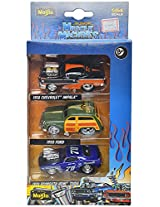 Maisto Muscle Machines Collection 1 Scale-1:64 Die Cast Toy Cars