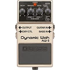 BOSS Dynamic Wah AW-3